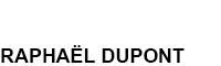 Raphael Dupont